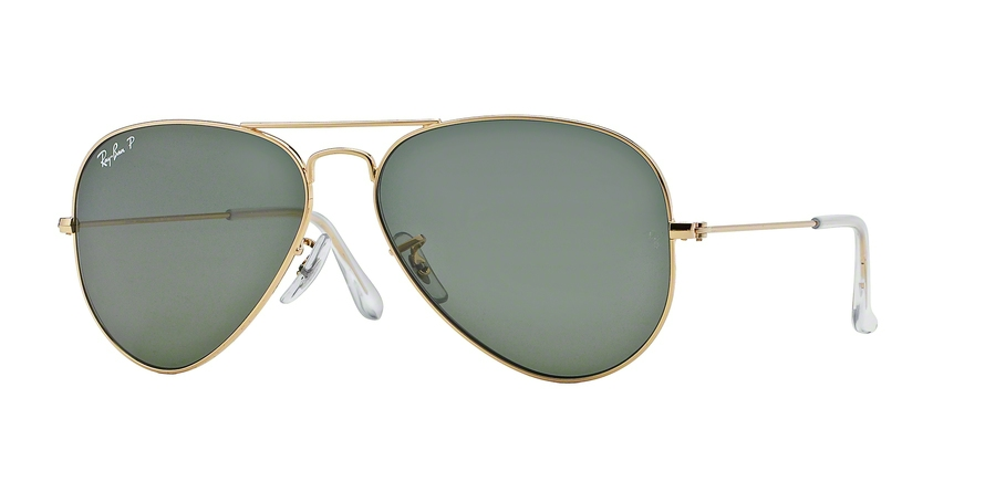 RAY-BAN RB3025 AVIATOR LARGE METAL style-color 001/58 Gold