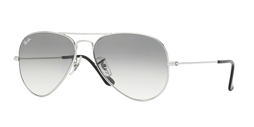 RAY-BAN RB3025 AVIATOR LARGE METAL style-color 003/32 Silver