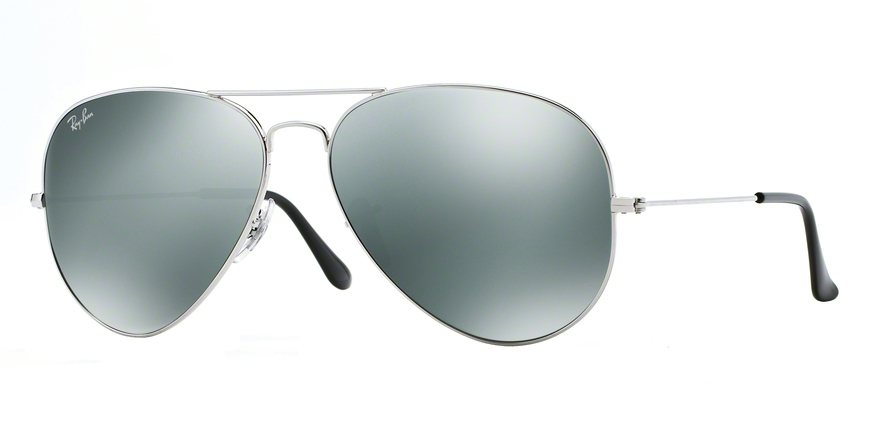 RAY-BAN RB3025 AVIATOR LARGE METAL style-color 003/40 Silver