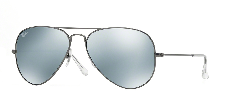 RAY-BAN RB3025 AVIATOR LARGE METAL style-color 029/30 Matte Gunmetal