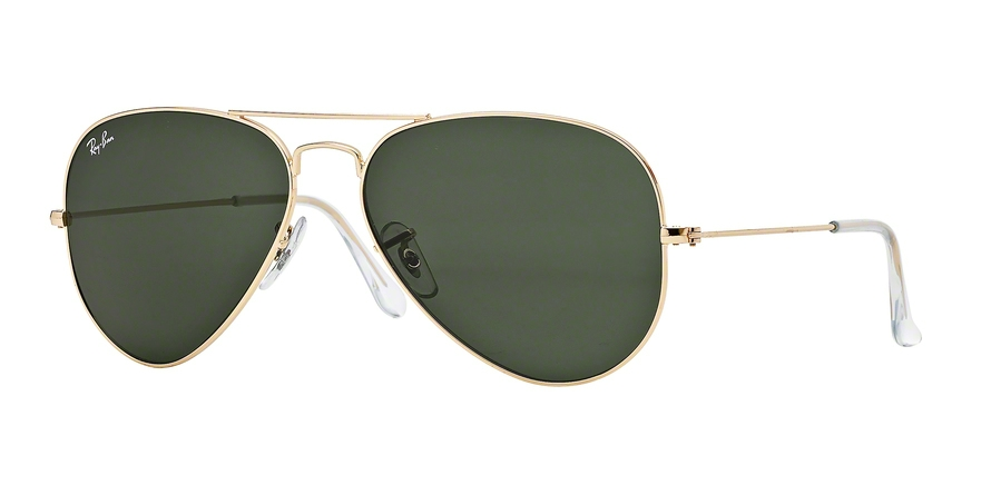 RAY-BAN RB3025 AVIATOR LARGE METAL style-color L0205 Gold