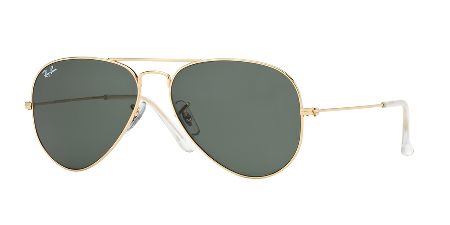RAY-BAN RB3025 AVIATOR LARGE METAL style-color W3234 Gold