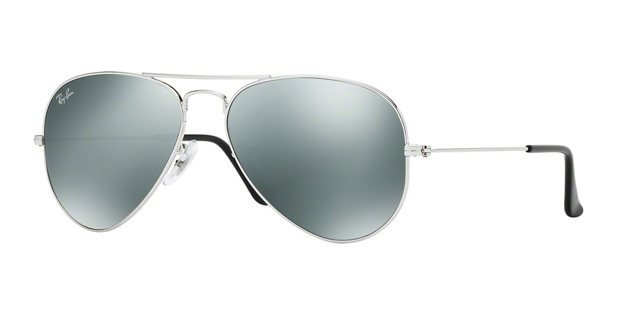 RAY-BAN RB3025 AVIATOR LARGE METAL style-color W3275 Silver