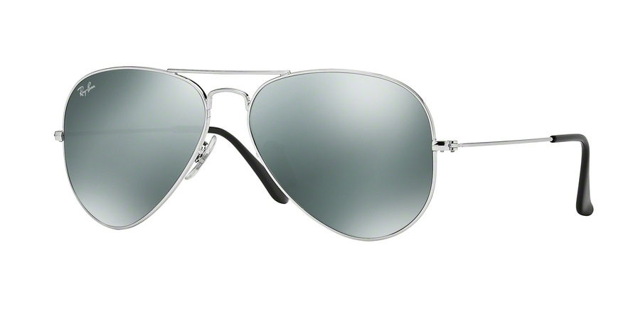 RAY-BAN RB3025 AVIATOR LARGE METAL style-color W3277 Silver