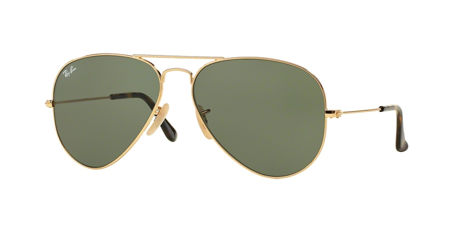 RAY-BAN RB3025 AVIATOR LARGE METAL style-color 181 Gold