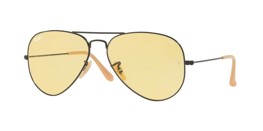 RAY-BAN RB3025 AVIATOR LARGE METAL style-color 90664A Black
