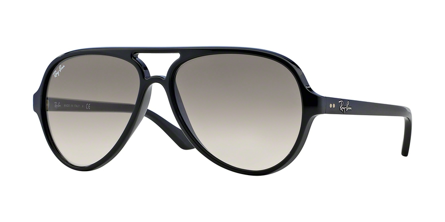 RAY-BAN RB4125 CATS 5000 style-color 601/32 Black