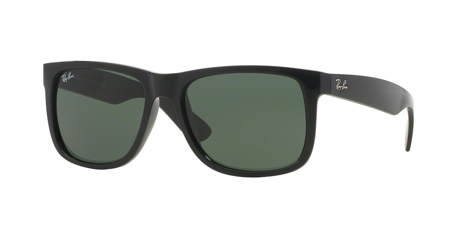 RAY-BAN RB4165 JUSTIN style-color 601/71 Black