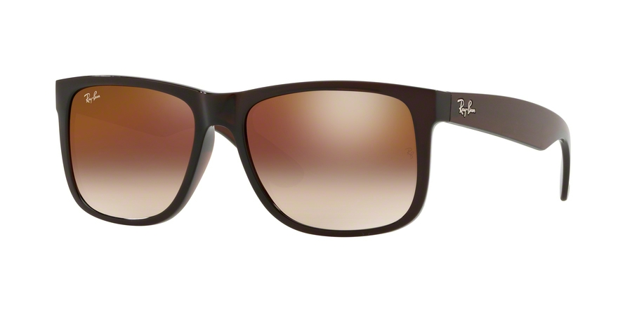 RAY-BAN RB4165 JUSTIN style-color 714/S0 Brown