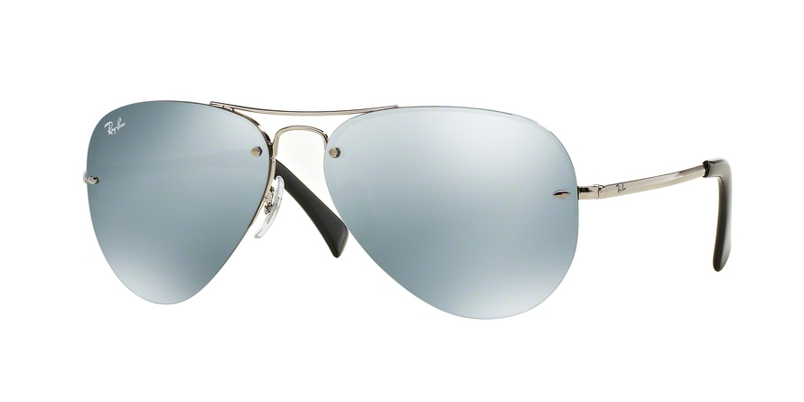 RAY-BAN RB3449 style-color 003/30 Silver
