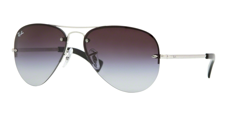 RAY-BAN RB3449 style-color 003/8G Silver