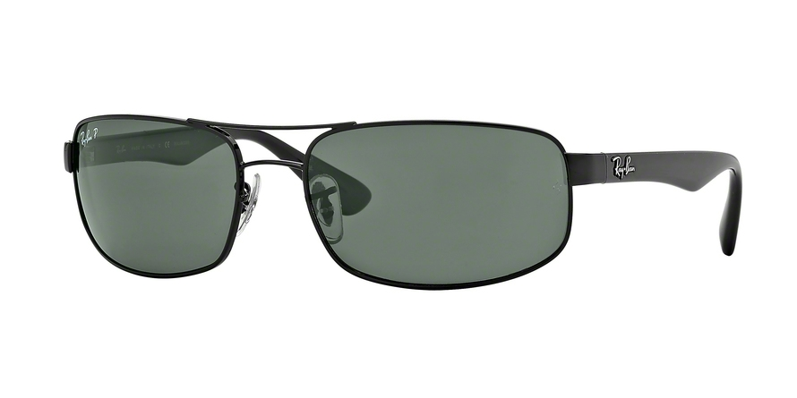 RAY-BAN RB3445 style-color 002/58 Black