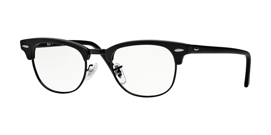 RAY-BAN RX5154 CLUBMASTER style-color 2077 Matte Black