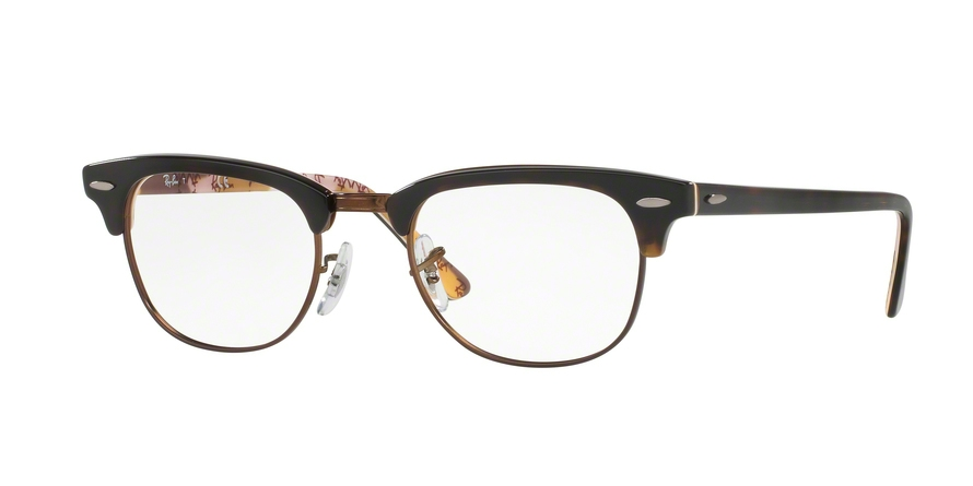 RAY-BAN RX5154 CLUBMASTER style-color 5650 Havana ON Tex Camuflage