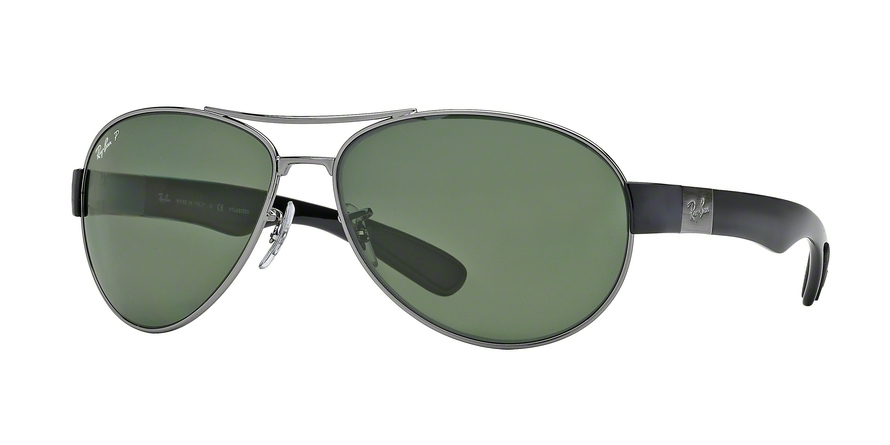 RAY-BAN RB3509 N/A style-color 004/9A Gunmetal