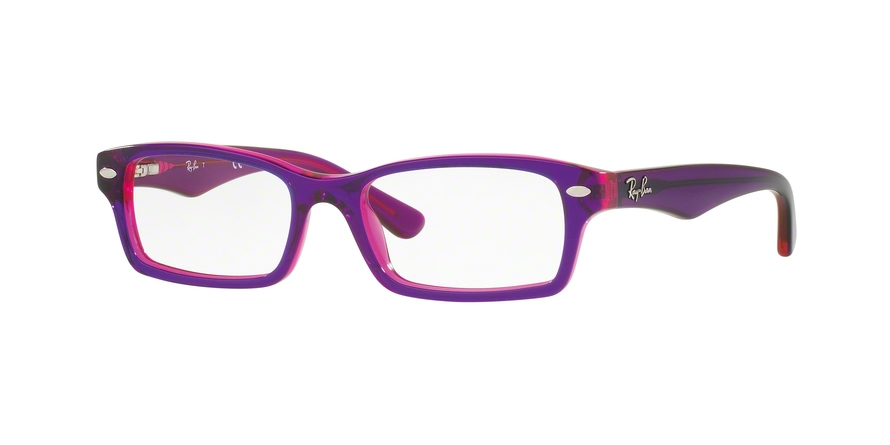 RAY-BAN RY1530 style-color 3666 Top Violet ON Fuxia Fluo