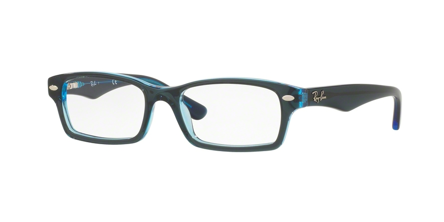 RAY-BAN RY1530 style-color 3667 Top Blue ON Blue Fluo