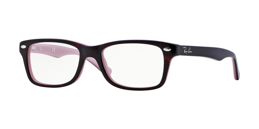 RAY-BAN RY1531 style-color 3580 Top Havana ON Opal Pink