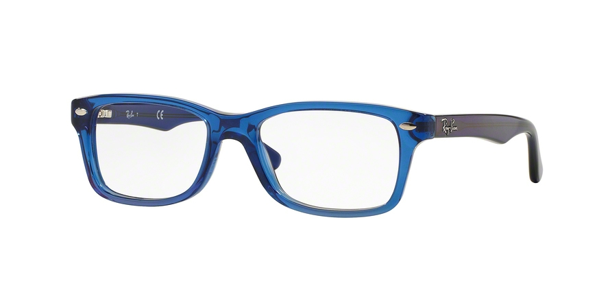 RAY-BAN RY1531 style-color 3647 Blue Gradient Iridescent Grey