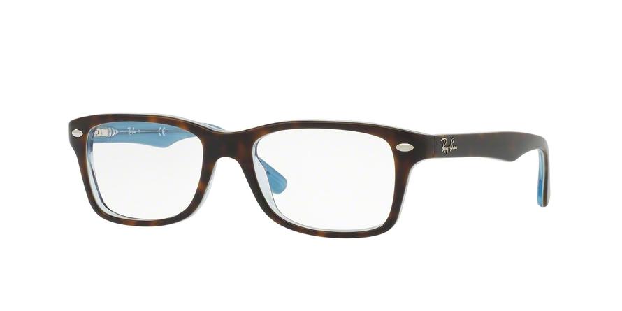 RAY-BAN RY1531 style-color 3701 Top Havana ON Havana Blue