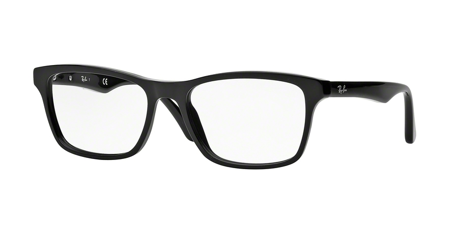 RAY-BAN RX5279 style-color 2000 Shiny Black