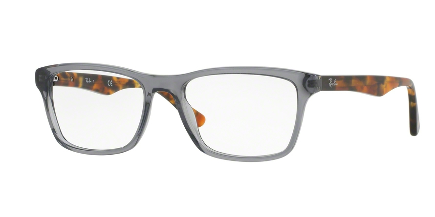 RAY-BAN RX5279 style-color 5629 Shiny Opal Grey