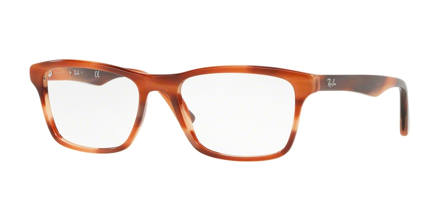 RAY-BAN RX5279 style-color 5774 Horn Pink Brown