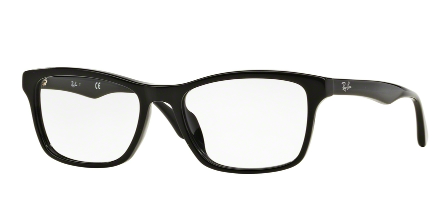RAY-BAN RX5279F ASIAN FIT style-color 2000 Black