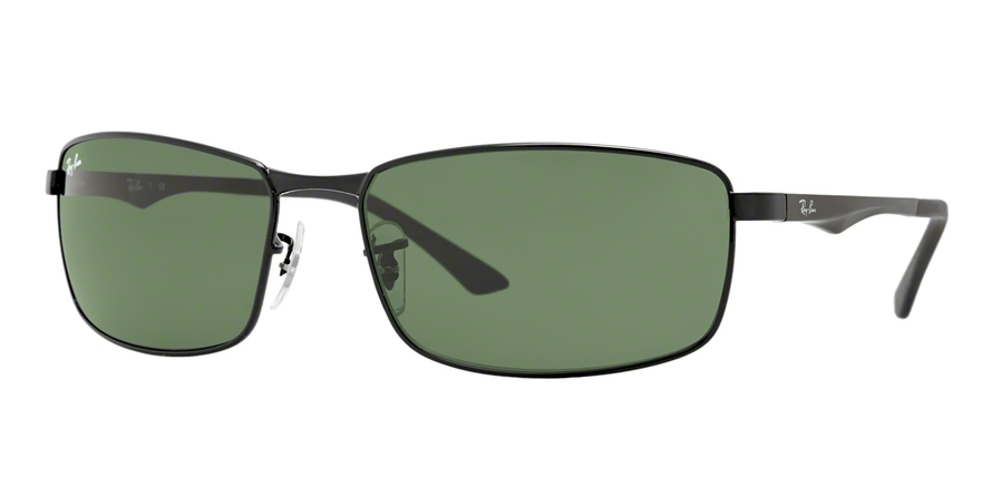 RAY-BAN RB3498 N/A style-color 002/71 Black