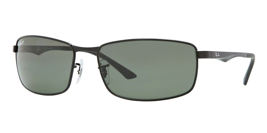 RAY-BAN RB3498 N/A style-color 002/9A Black
