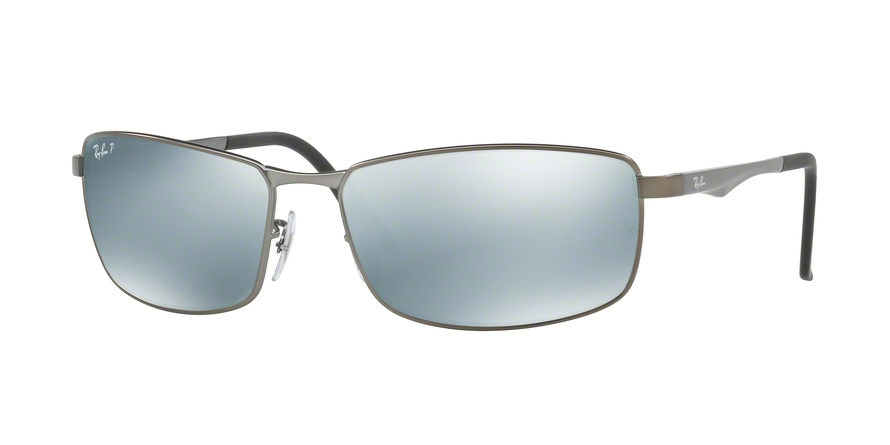 RAY-BAN RB3498 N/A style-color 029/Y4 Matte Gunmetal