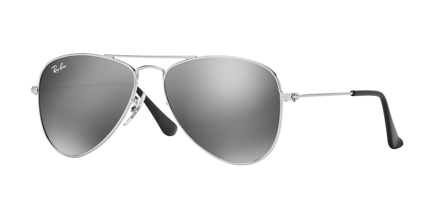 RAY-BAN RJ9506S JUNIOR AVIATOR style-color 212/6G Shiny Silver