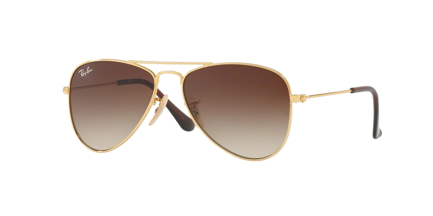 RAY-BAN RJ9506S JUNIOR AVIATOR style-color 223/13 Gold