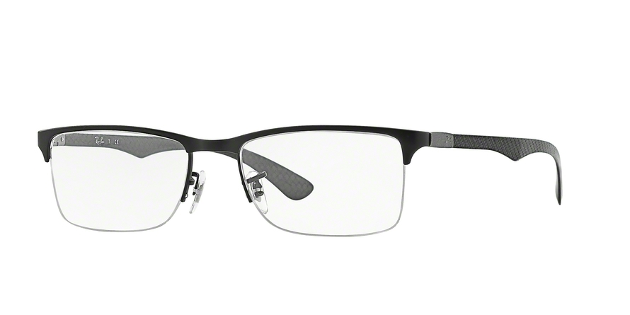 RAY-BAN RX8413 style-color 2503 Matte Black