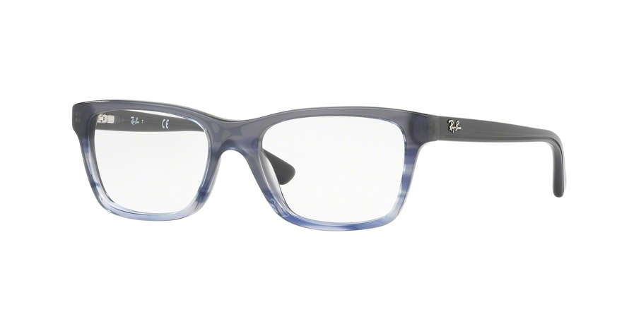 RAY-BAN RY1536 style-color 3730 Grey Striped Gradient