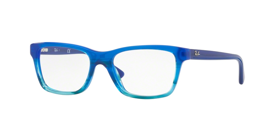 RAY-BAN RY1536 style-color 3731 Blue Striped Gradient