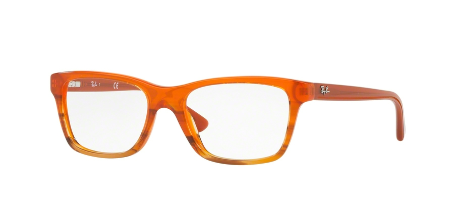 RAY-BAN RY1536 style-color 3732 Brown Striped Gradient