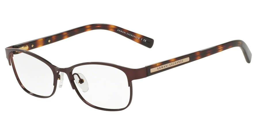 EXCHANGE ARMANI AX1010 style-color 6001 Brown