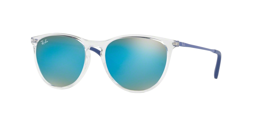 RAY-BAN RJ9060S style-color 7029B7 Trasparent