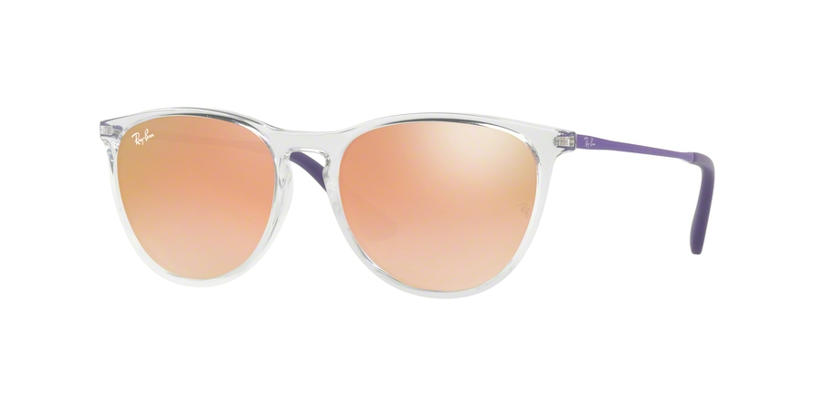 RAY-BAN RJ9060S style-color 7030B9 Trasparent