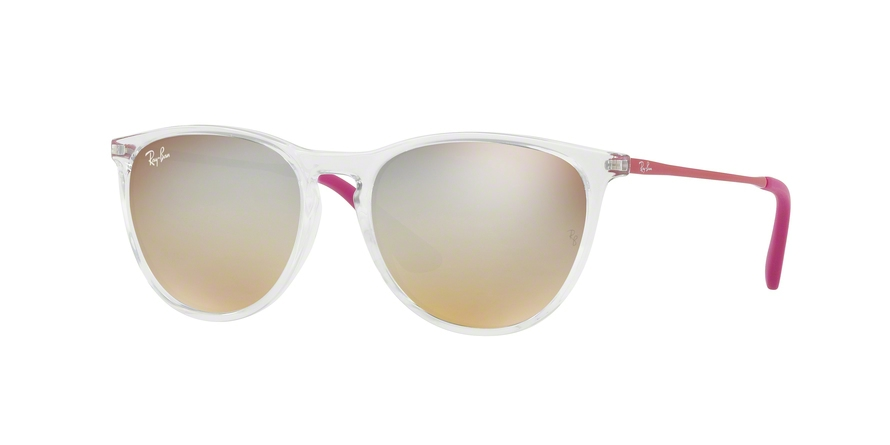 RAY-BAN RJ9060S style-color 7032B8 Trasparent