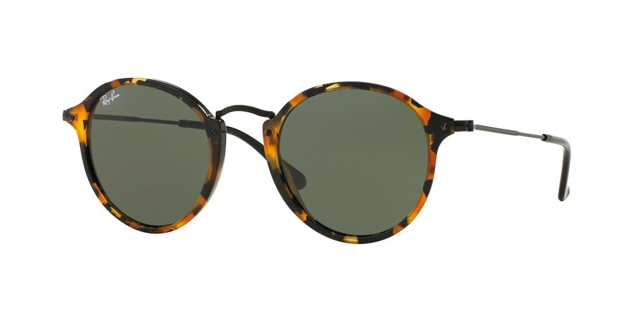 RAY-BAN RB2447 ROUND/CLASSIC style-color 1157 Spotted Black Havana
