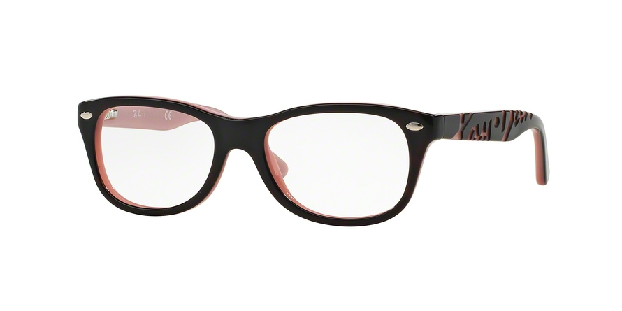 RAY-BAN RY1544 style-color 3580 Top Havana ON Opal Pink