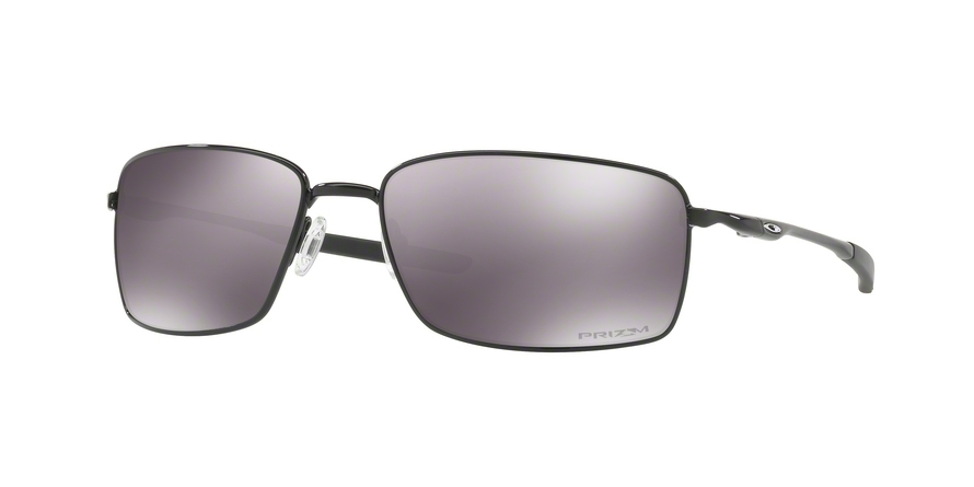 OAKLEY OO4075 SQUARE WIRE style-color 407513 Polished Black
