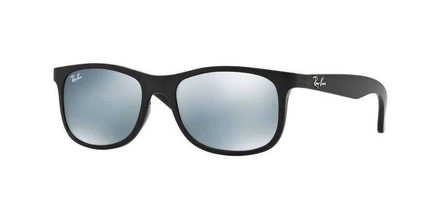 RAY-BAN RJ9062S style-color 701330 Matte Black ON Black