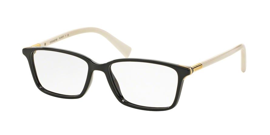 COACH HC6077 style-color 5340 Black / Ivory