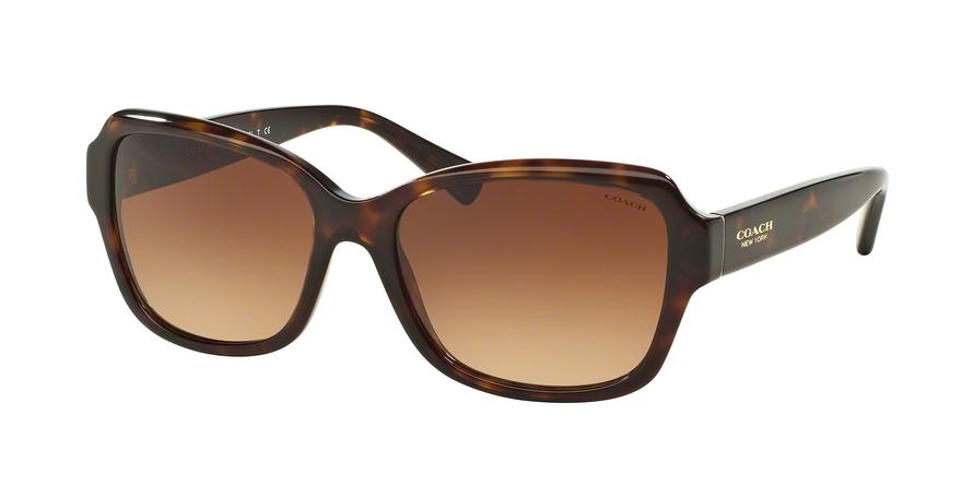 COACH HC8160F L562 ASIAN FIT style-color 512013 Dark Tortoise