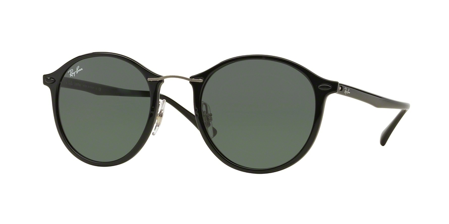 RAY-BAN RB4242 ROUND II LIGHT RAY style-color 601/71 Black