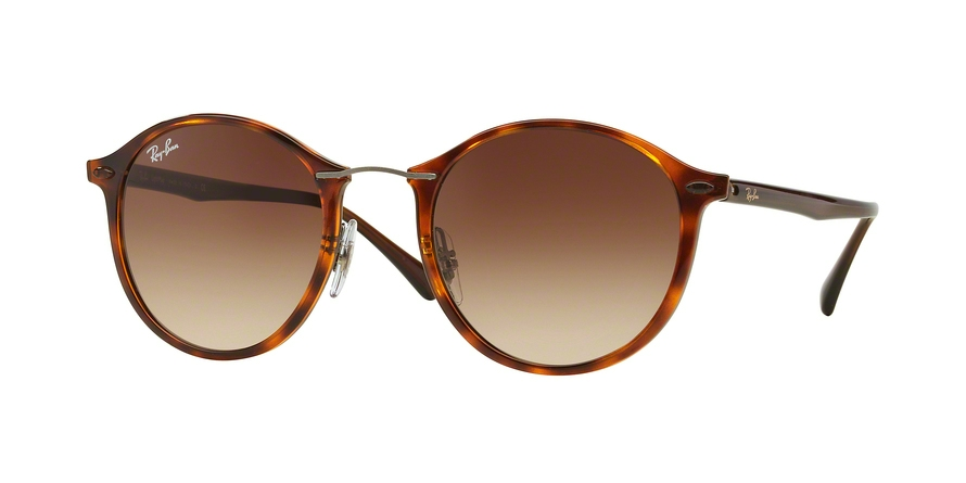 RAY-BAN RB4242 ROUND II LIGHT RAY style-color 620113 Light Havana
