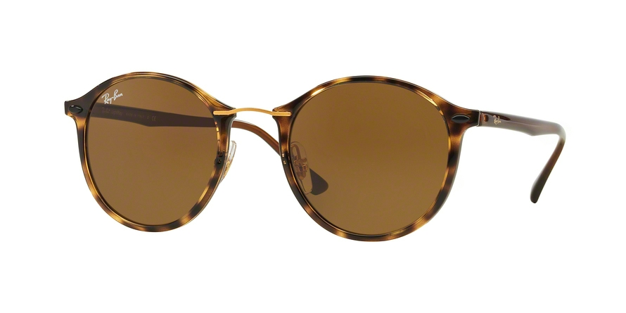 RAY-BAN RB4242 ROUND II LIGHT RAY style-color 710/73 Havana